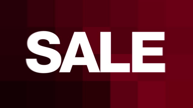 SALE (Advertising Graphics) video