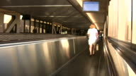 HD 1080i Airport People Mover 2 video