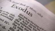 HD 1080i Bible Exodus video