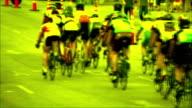 HD 1080i Bike Race 4 video
