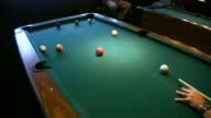 HD 1080i Billiards Table video