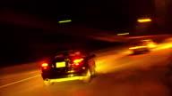 HD 1080i Driving at Night 4 video