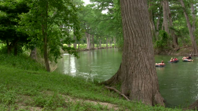 HD 1080i Guadalupe River in Texas 23 video