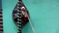 HD 1080i Italian Gondola in Las Vegas 5 video