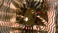 HD 1080i Metal Reflective Wind Chime 2 video
