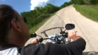 HD 1080i Motorcycle Ride 14 video