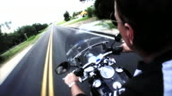 HD 1080i Motorcycle Ride 19 video