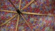 HD 1080i Spinning Umbrella 1 video