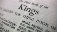 HD 1080i The Book of Kings 2 video