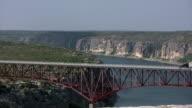 HD 1080i Truck going over Texas bridge 9 video