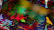 HD 1080i Wet Paint Abstract Composite 1 video