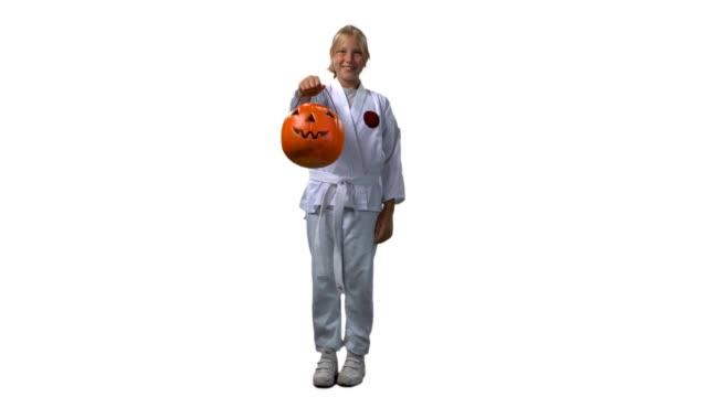 HD 1080p - Martial arts girl video