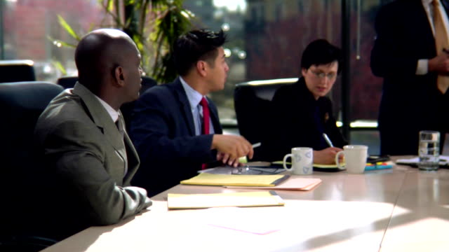 HD 1080p - Office Meeting video