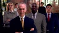 HD 1080p - Powerful Business Team video
