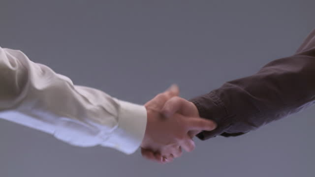 HD 1080p30: Handshake video