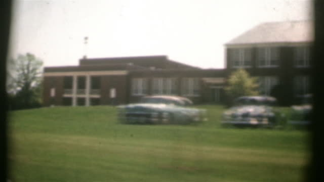 1950s USA Road Motel (8mm movie) video