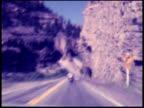 1970s North America: Motorbike / Motorcycle (8mm Film) video