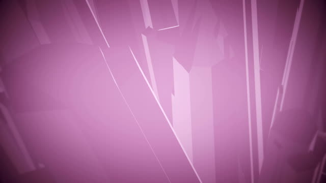 3d Abstract Background Pink Loopable video