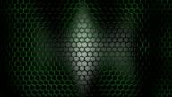 3d alive texture of a honeycomb video