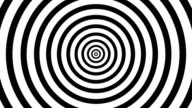 00:00 | 00:00 1×  4k Black and White Seamless Looping hypnosis spiral Background. video