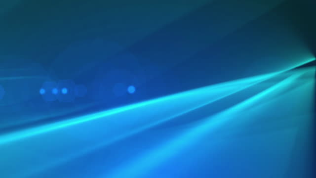 4k Blue Streaks Light Abstract Animation Background Seamless Loop. video
