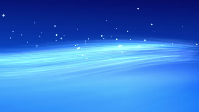 4k Blue Streaks Light Abstract Animation Background Seamless Loop video