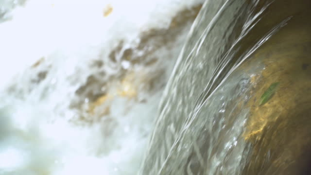 4k, Close-up Waterfall video