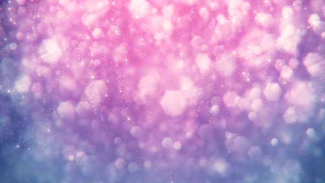 4k Color Particles Background Animation - Loopable video