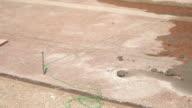 4k, construction flooring video