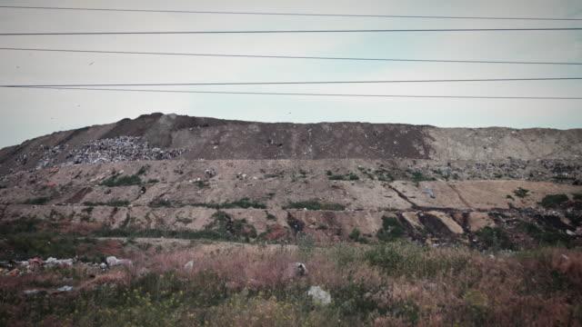4k Garbage Dump in Chisinau video
