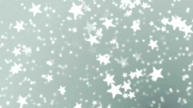 4k Moving Stars Loop video