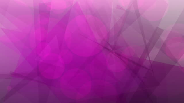 4k: Pink Abstract Lights bokeh background. Seamless Loop video