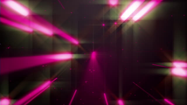 00:00 | 00:00 1×  4k Pink Dance of Lights Animation Background Concert Seamless Loop. video