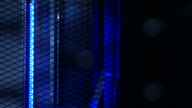 4K:High security Data Centre video