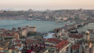 4K:Istanbul **Time Lapse** video