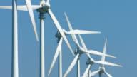 4K:Power Generating Windmills video