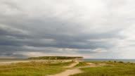 4K:Storm Cloud **Time Lapse** video