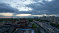 4K-Time Lapse-The Forbidden City - Beijing, China video