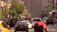 7th Ave Manhattan Traffic video