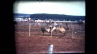 8mm Vintage - 60's California Rodeo and Stunt Show video