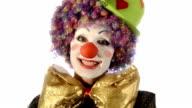 a clown video