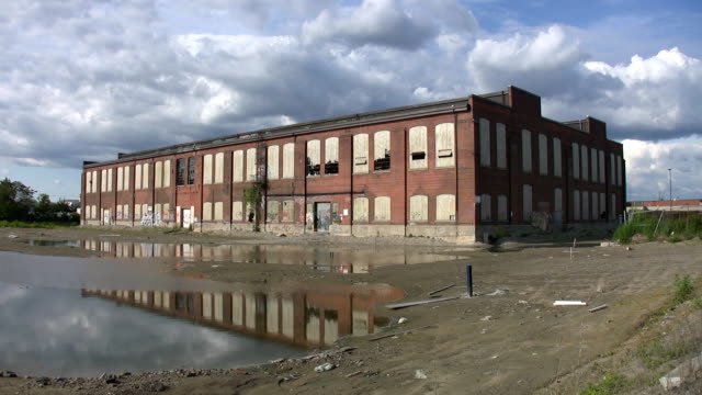 Abandoned Factory. video