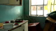 Abandoned home 15. Rain in the Room video