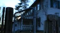 Abandoned house video