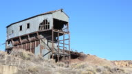 Abandoned mine building video