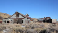 abandoned mine buildings video