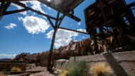 Abandoned Mine Time Lapse video