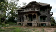 abandoned old house video