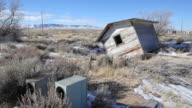 abandoned shack video