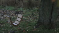 Abandoned Swing video